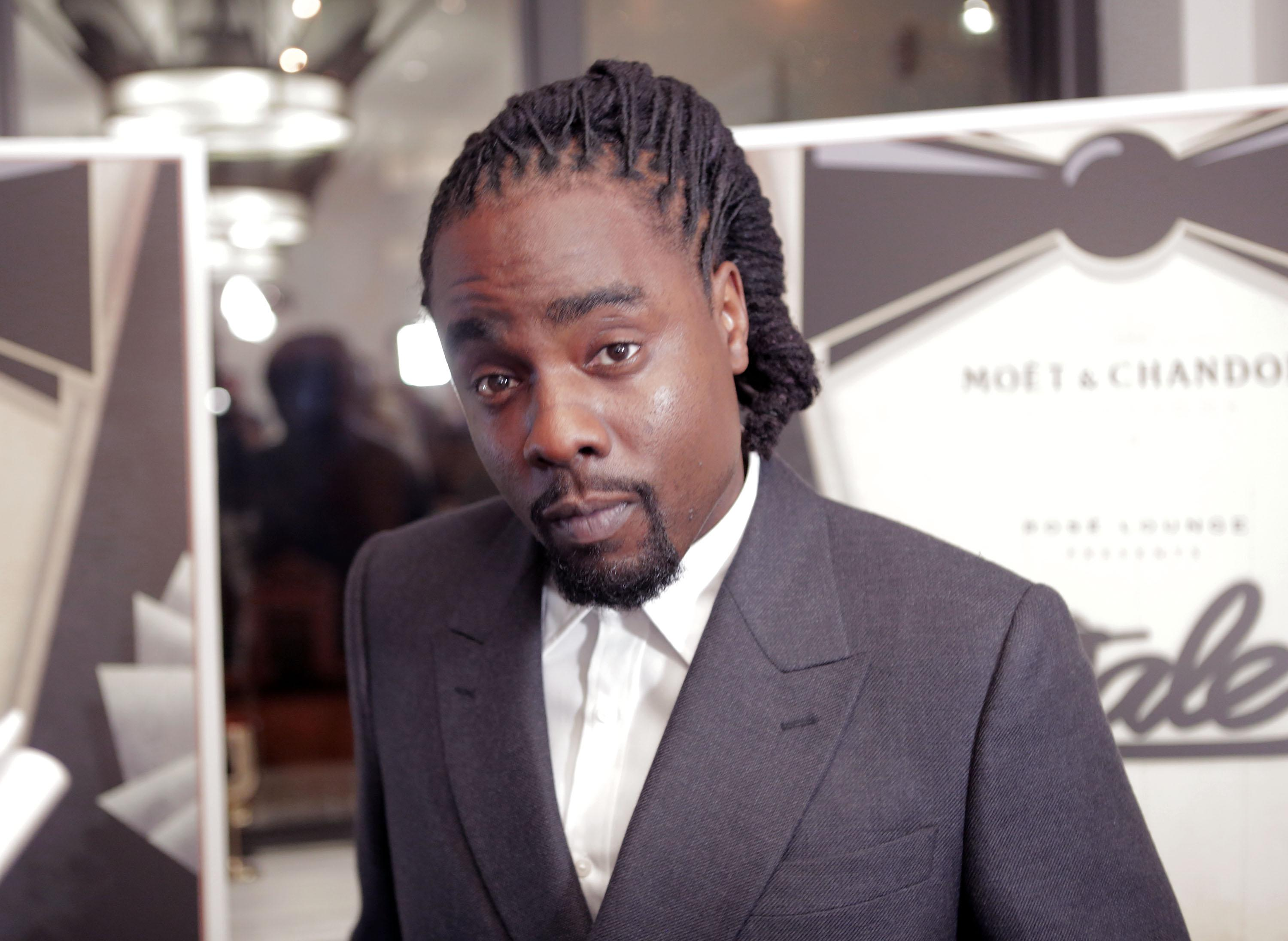 Moet Rose Lounge DC Hosted By Wale To Celebrate The Release Of 'The Gifted'