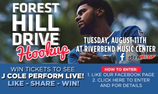 Forest Hill Drive Facebook Contest graphics