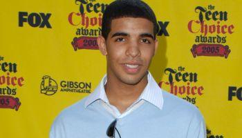 Drake 2005 Teen Choice Awards