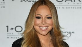 Mariah Carey At 1 OAK Nightclub At The Mirage
