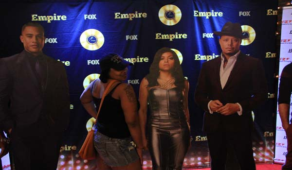 Empire Premiere Party with FOX 19 NOW