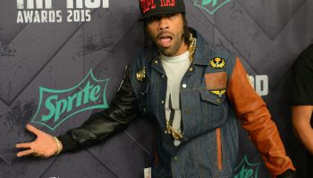 2015 BET Hip Hop Awards - Arrivals