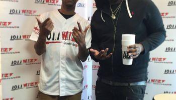 DJ J Dough and B Luck Nati Flava