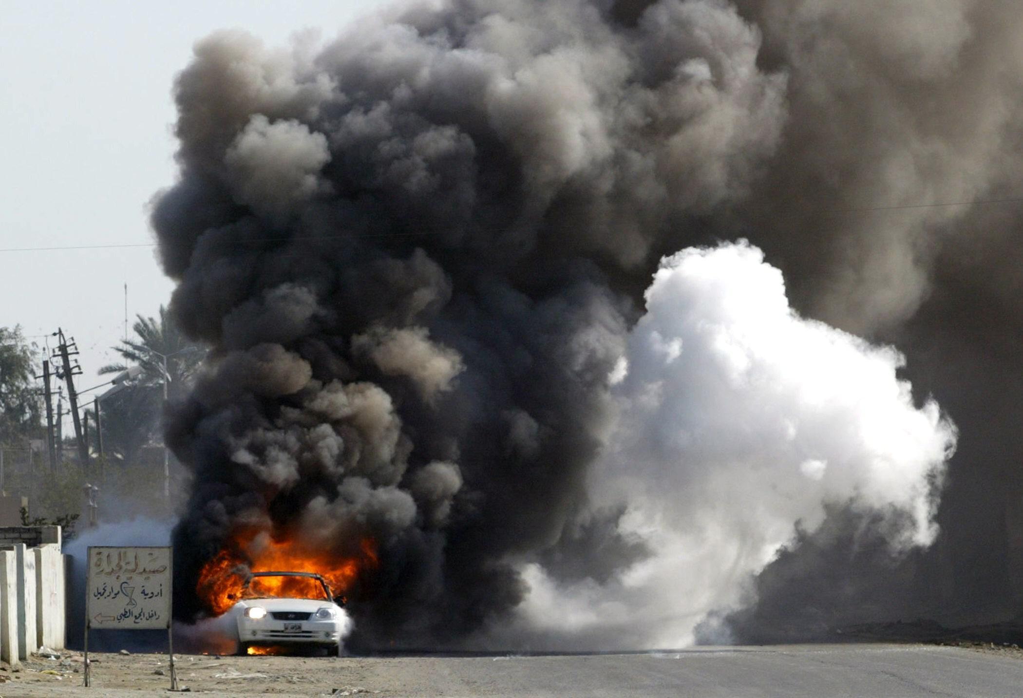 IRAQ-UNREST-VOTE-BLAST