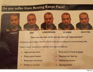 Kanye west sad face TMZ