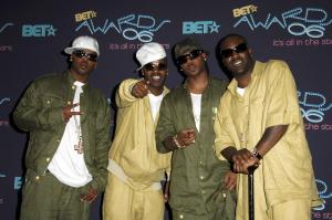 6th Annual BET Awards - Press Room