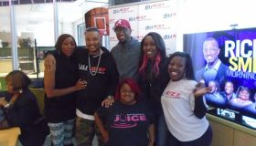Rickey Smiley Meet and Greet