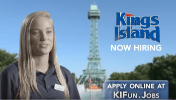 Kings Island hiring