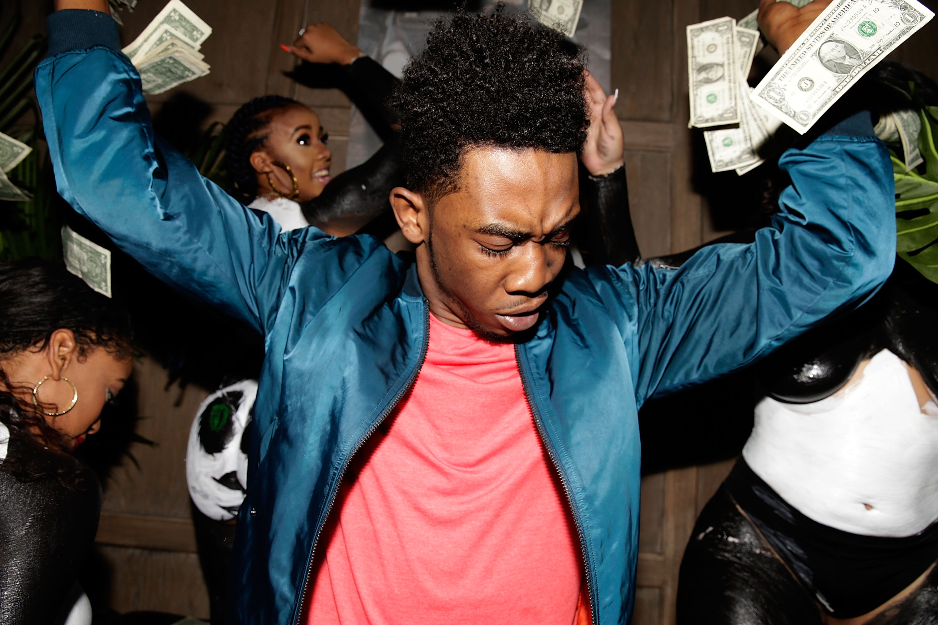 Rapper Desiigner Birthday Party