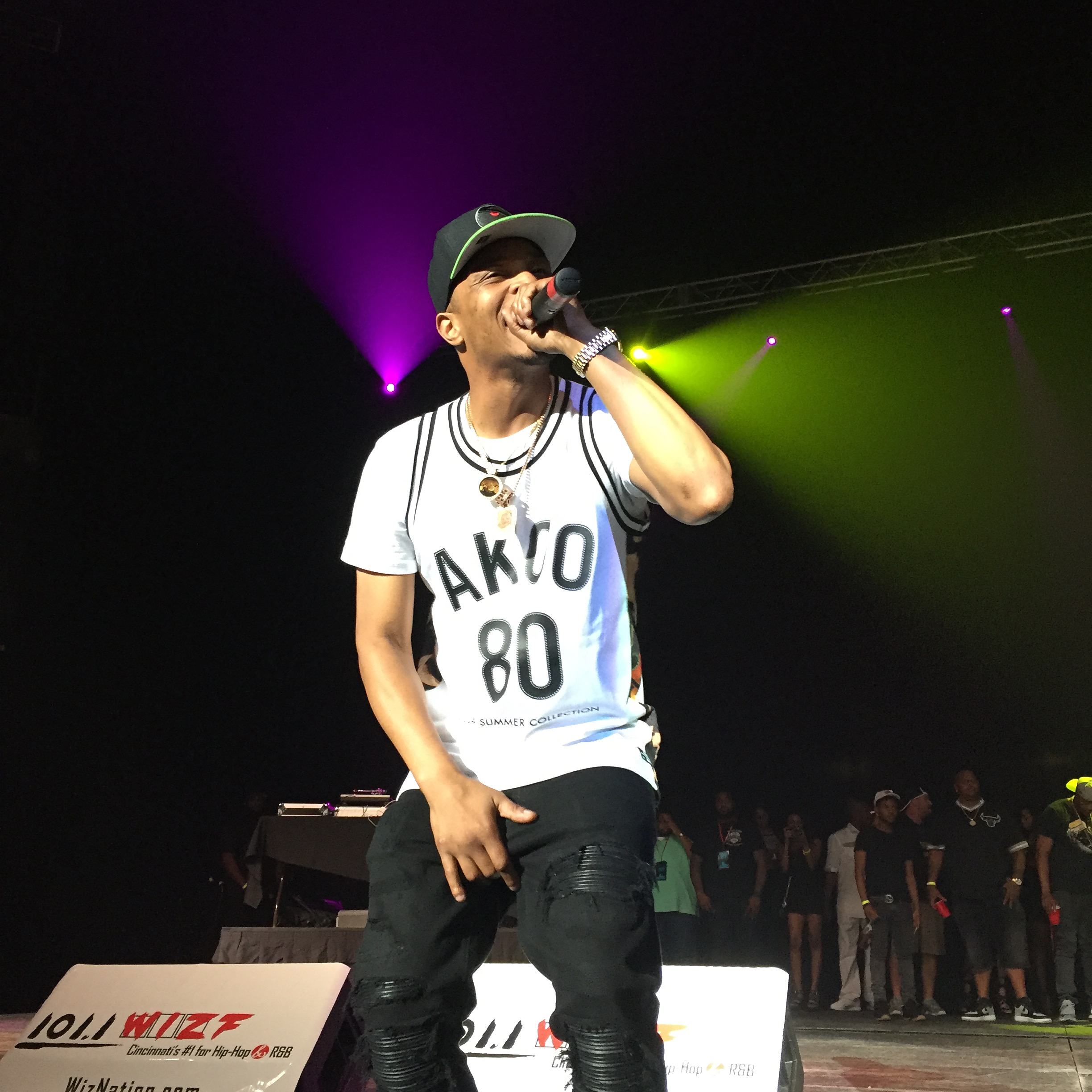cincinnati summer jam ti performance