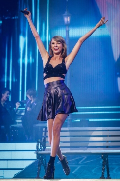 Taylor Swift The 1989 World Tour Live In Shanghai