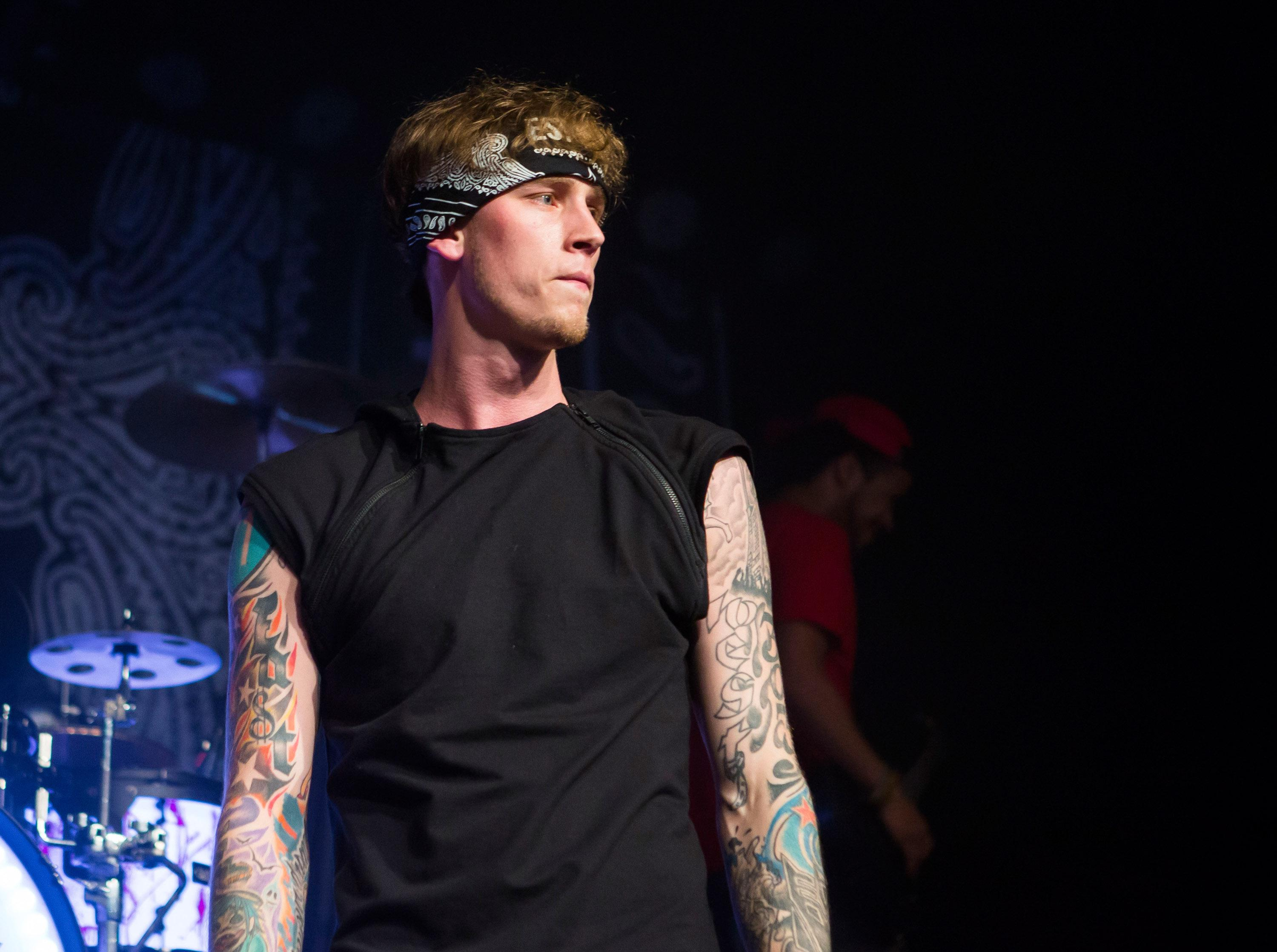 Machine Gun Kelly In Concert - Detroit, MI