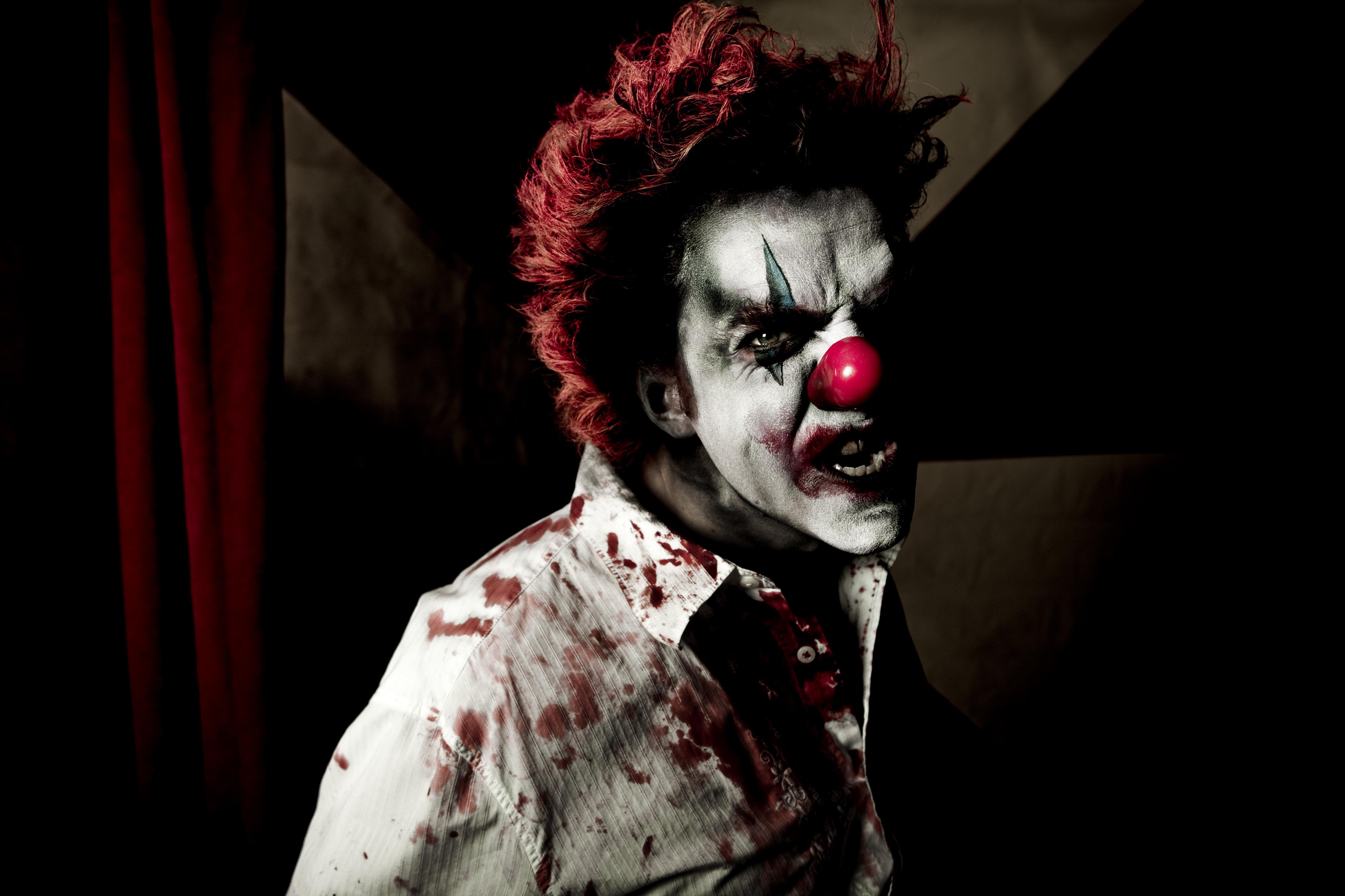 Evil Clown Series