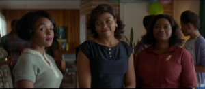Hidden Figures movie trailer