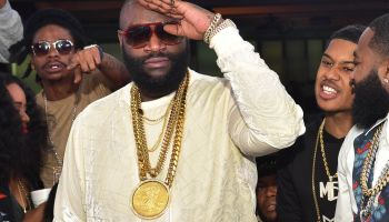 Rick Ross Birthday Celebration