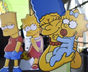 Celebration Of The 600th Episode Of 'The Simpsons' - Couch Gag Virtual Reality Experience