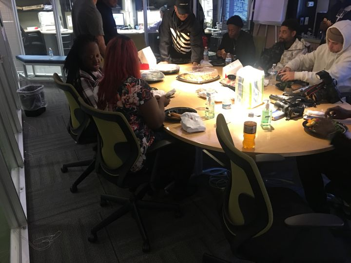 Dae-Dae & PNB Rock Meet And Greet #BirthOfANewNation