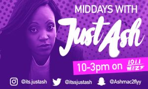 justash show graphic