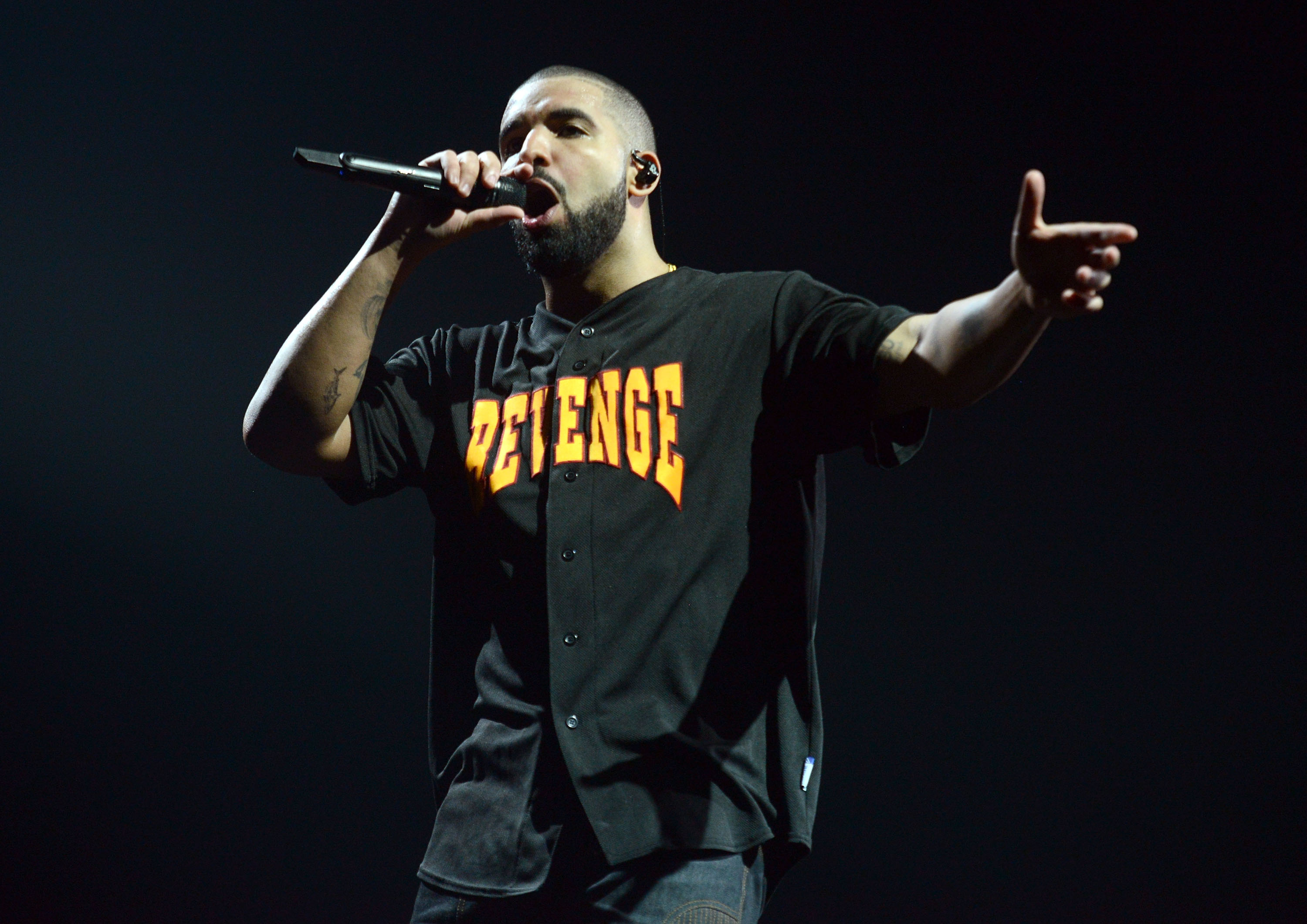 Drake And Future Perform At Staples Center
