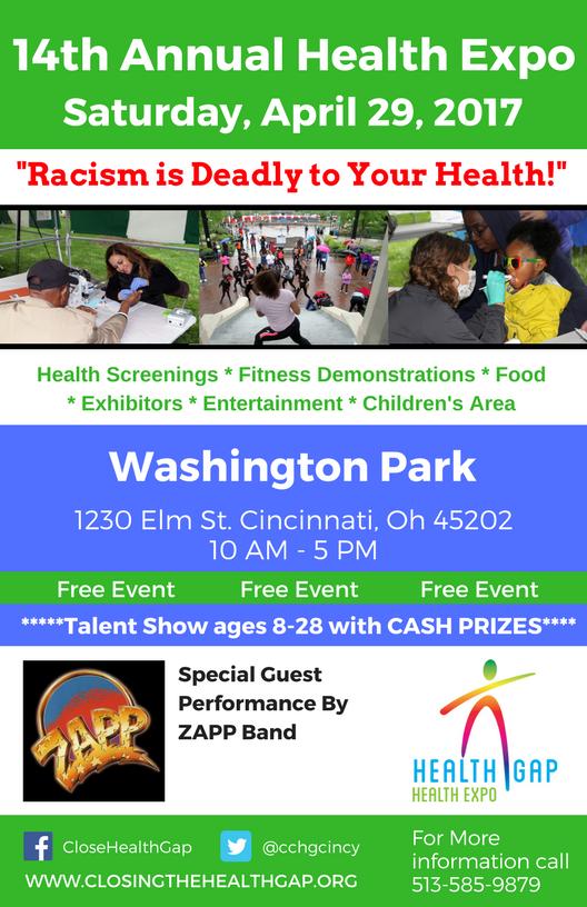 Radio One Cincinnati Health Expo