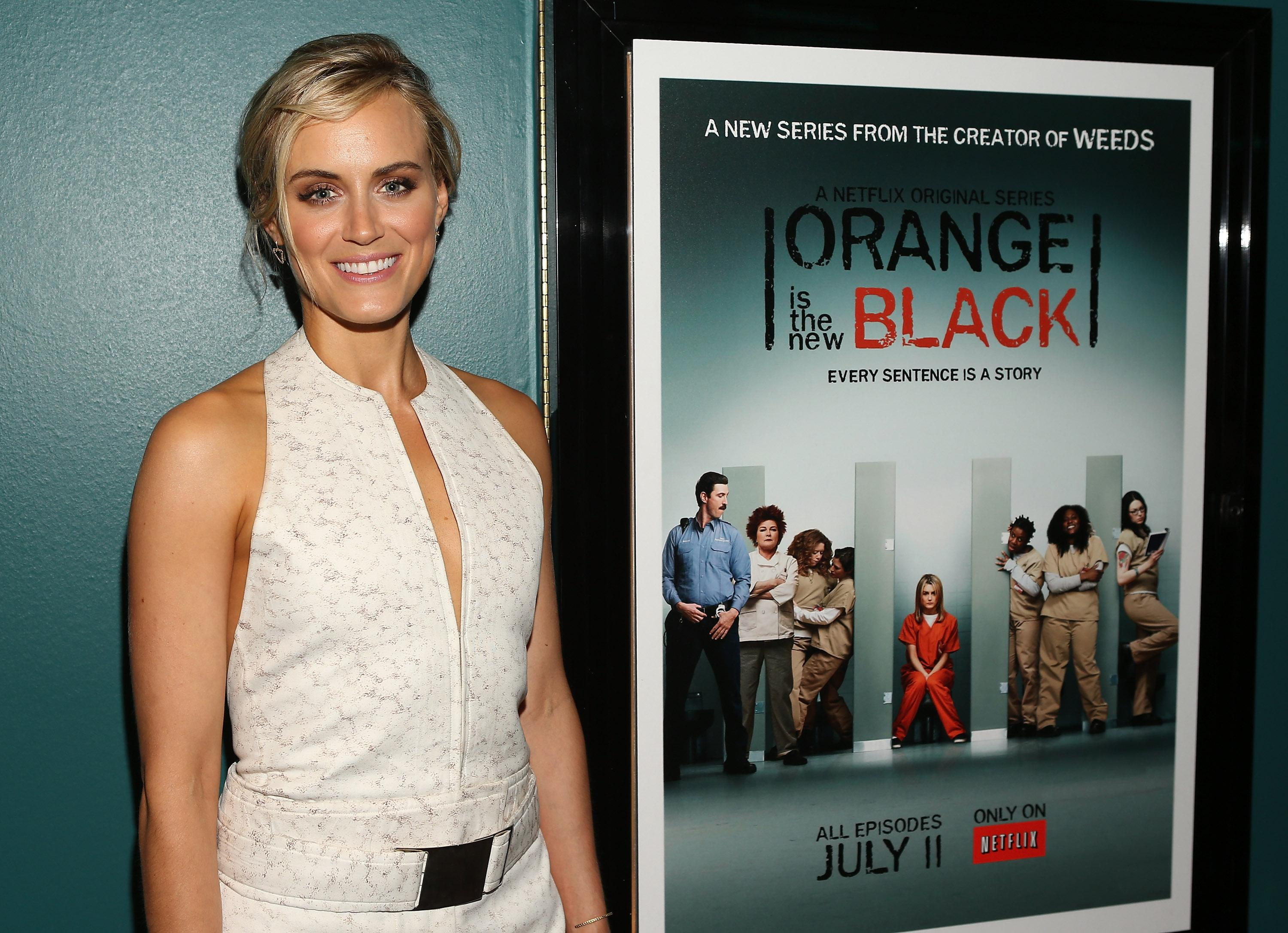 Netflix Presents The 'Orange Is The New Black' Friends And Family Screening