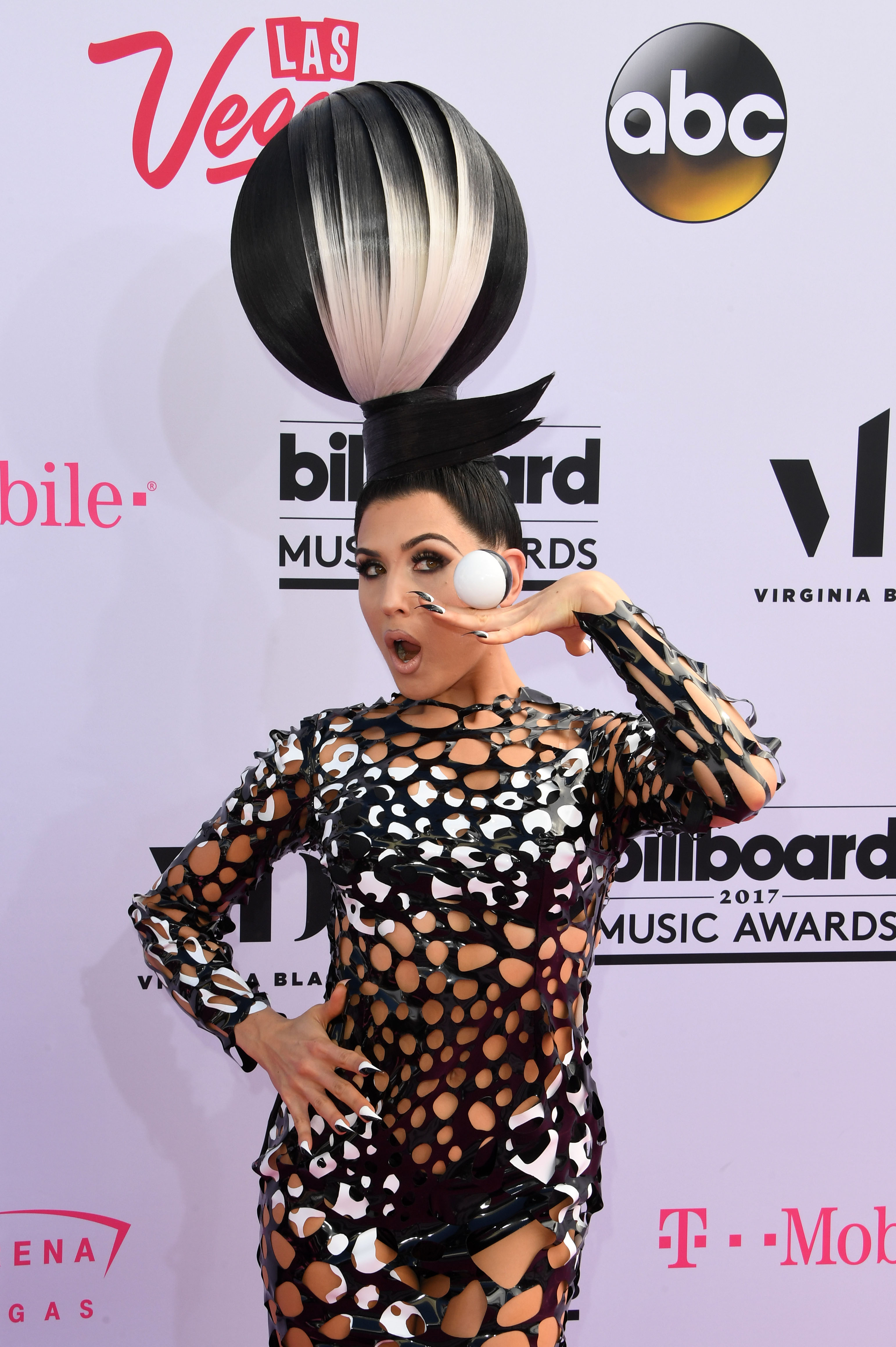 CORRECTION-ENTERTAINMENT-US-MUSIC-BILLBOARD-AWARDS-ARRIVALS
