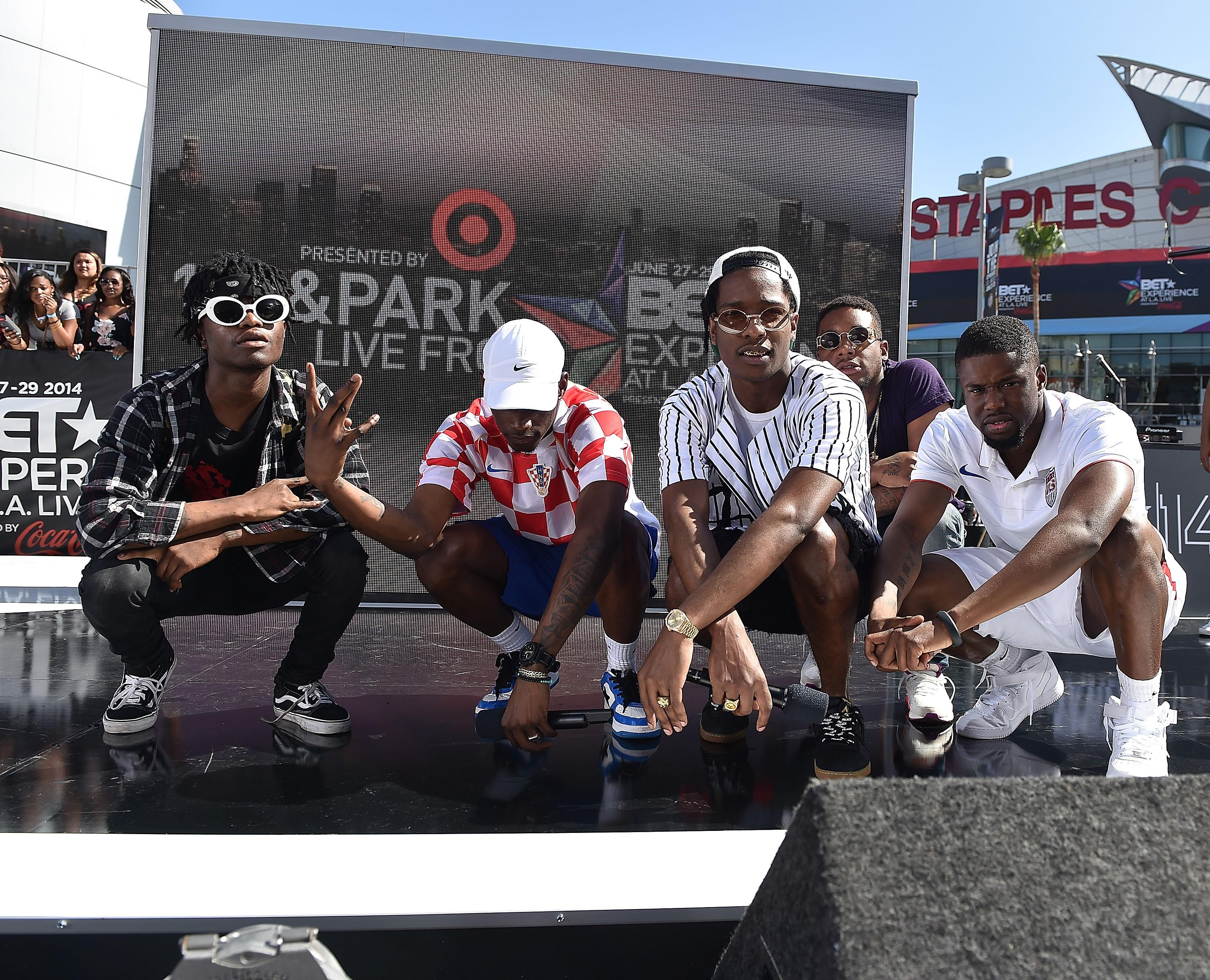 BET Experience At L.A. LIVE. - Day 1