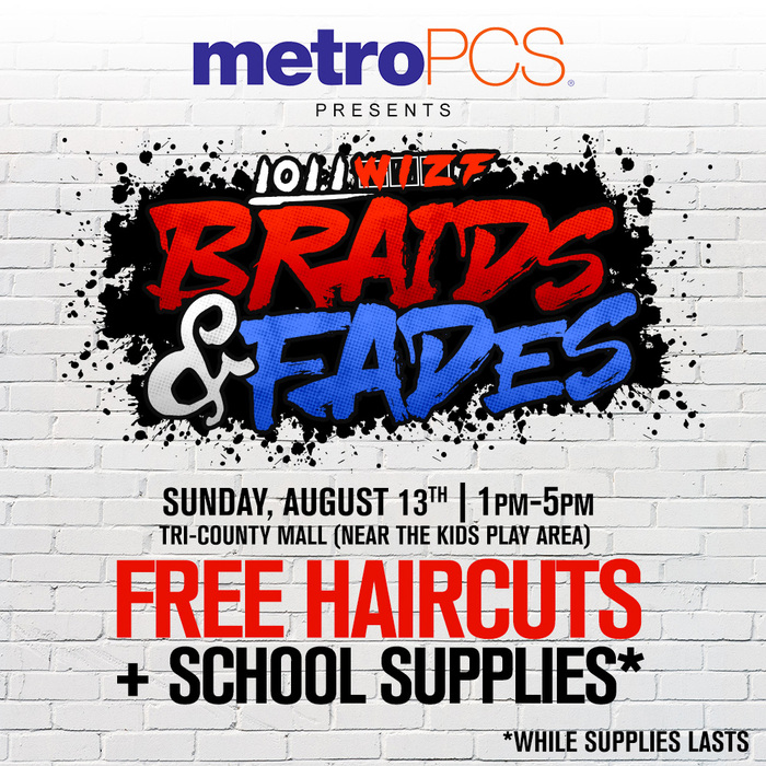 Braids and Fades
