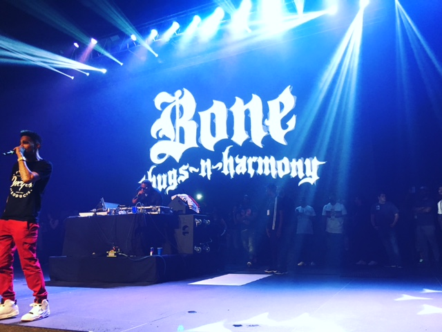 Bone Thugs N Harmony Concert - The Bomb Factory