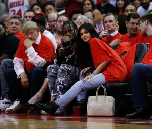 Travis Scott & Kylie Jenner