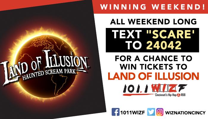 Land of Illusion Winning Weekend