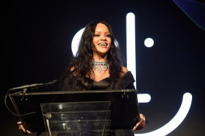 Rihanna's 3rd Annual Diamond Ball Benefitting The Clara Lionel Foundation at Cipriani Wall Street - Inside