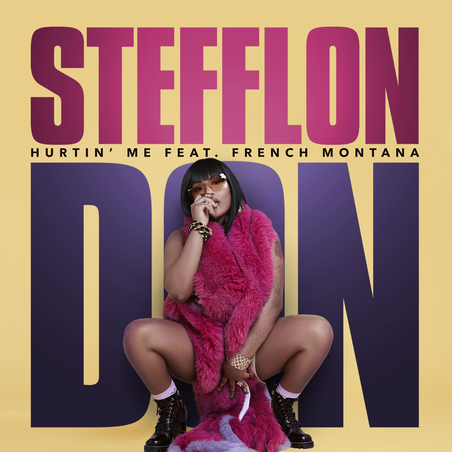 Stefflon Don ft. French Montana