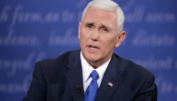 Vice Presidential Debate Between Gov. Mike Pence And Sen. Tim Kaine