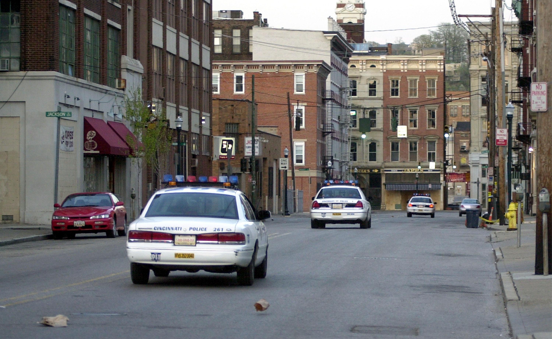 Cincinnati Curfew Begins