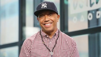 Build Presents Russell Simmons, Donte Clark And Jason Zeldes Discussing 'Romeo Is Bleeding'