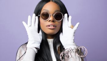 Azealia Banks, Portraits, March 13, 2016