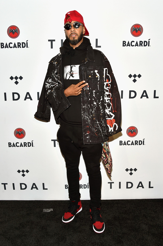 TIDAL X: Brooklyn - Arrivals