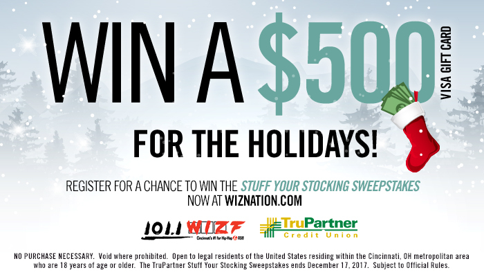 Stuff Your Stocking Sweepstakes dl
