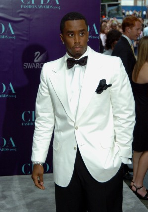 2004 CFDA Fashion Awards - Arrivals - Diddy