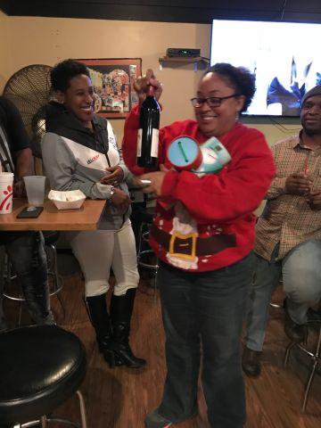 Radio One Cincinnati Holiday Party