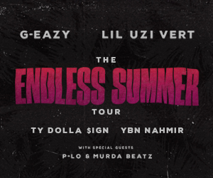 G-Eazy Endless Summer Cincinnati