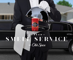 Old Spice Captain Scent