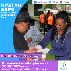 Closing the Health Gap Health Expo