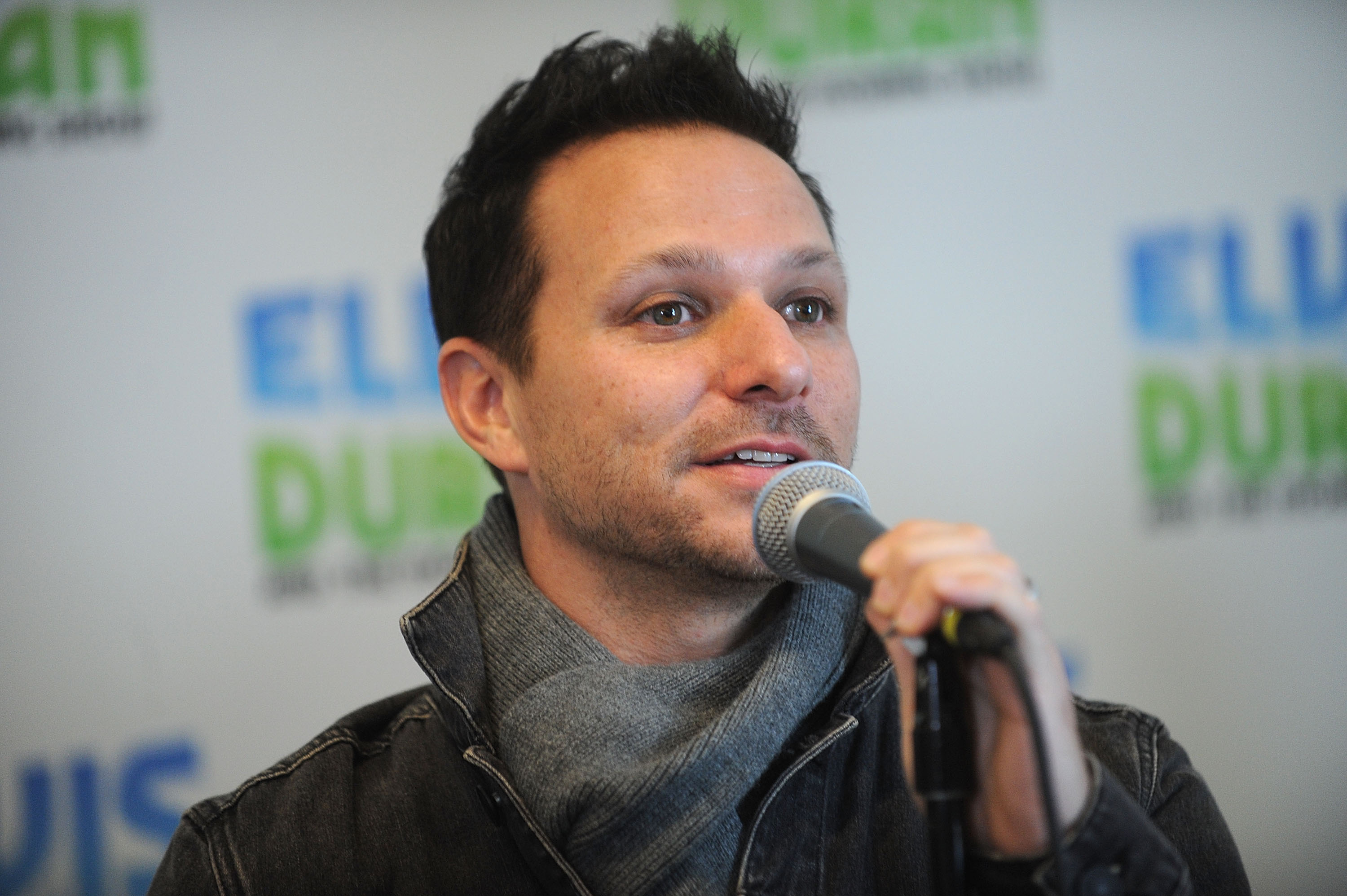 98 Degrees Visit 'The Elvis Duran Z100 Morning Show'
