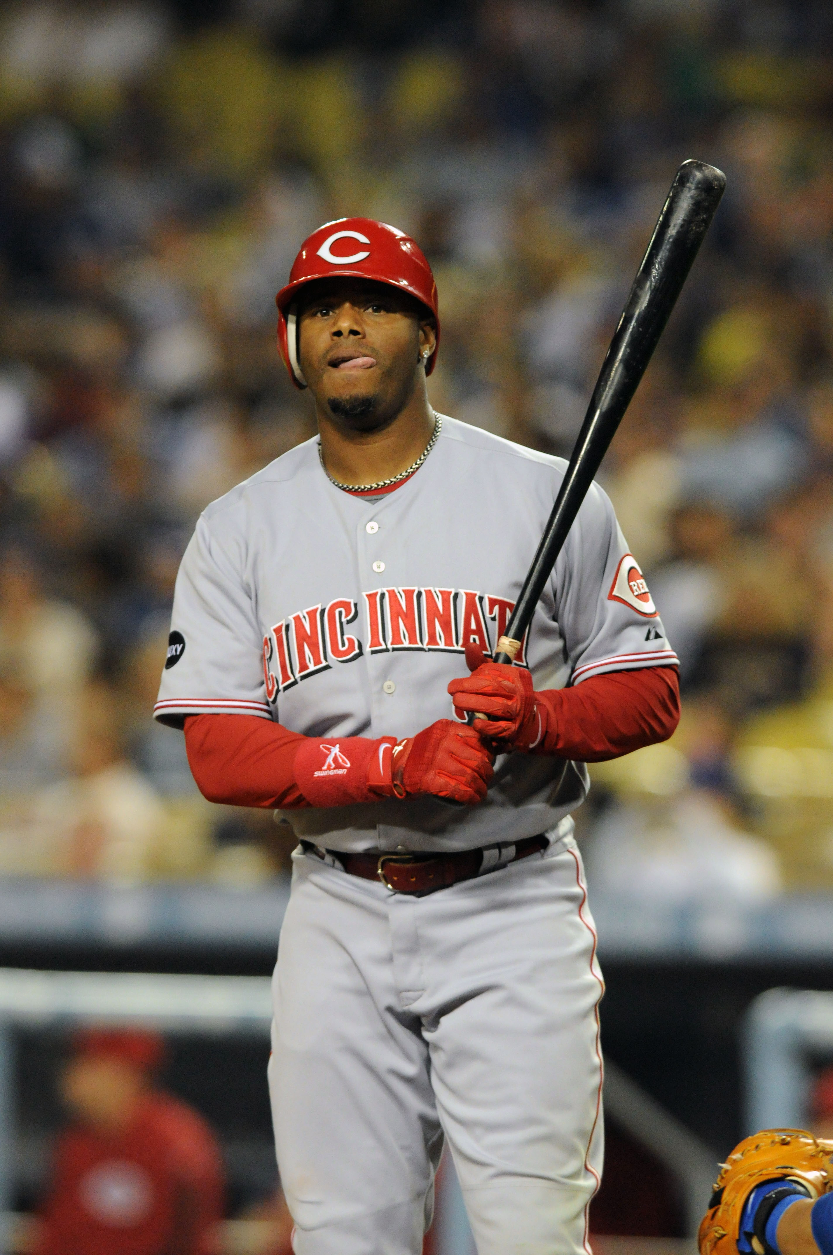 MLB: MAY 20 Reds v Dodgers