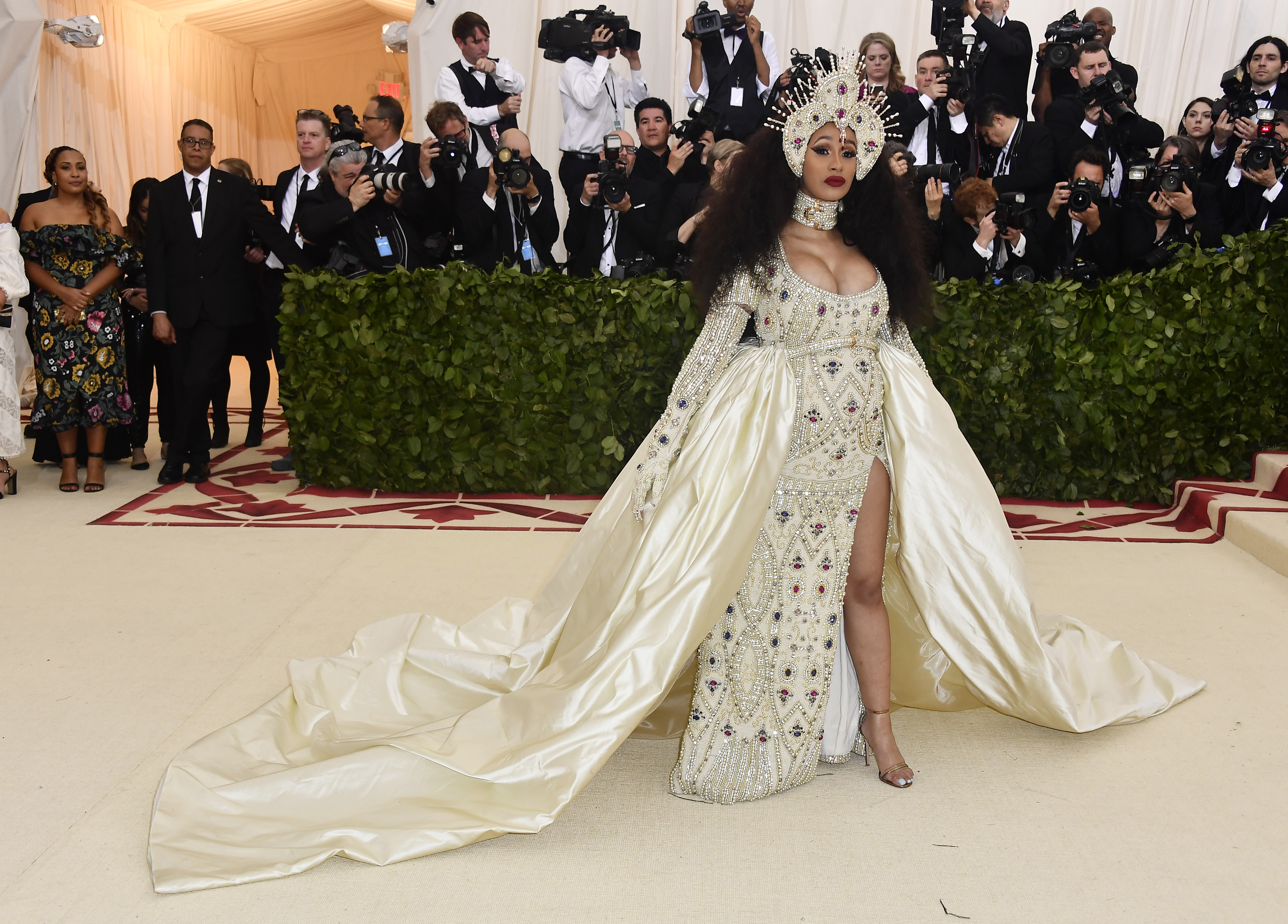 Heavenly Bodies: Fashion & The Catholic Imagination Costume Institute Gala