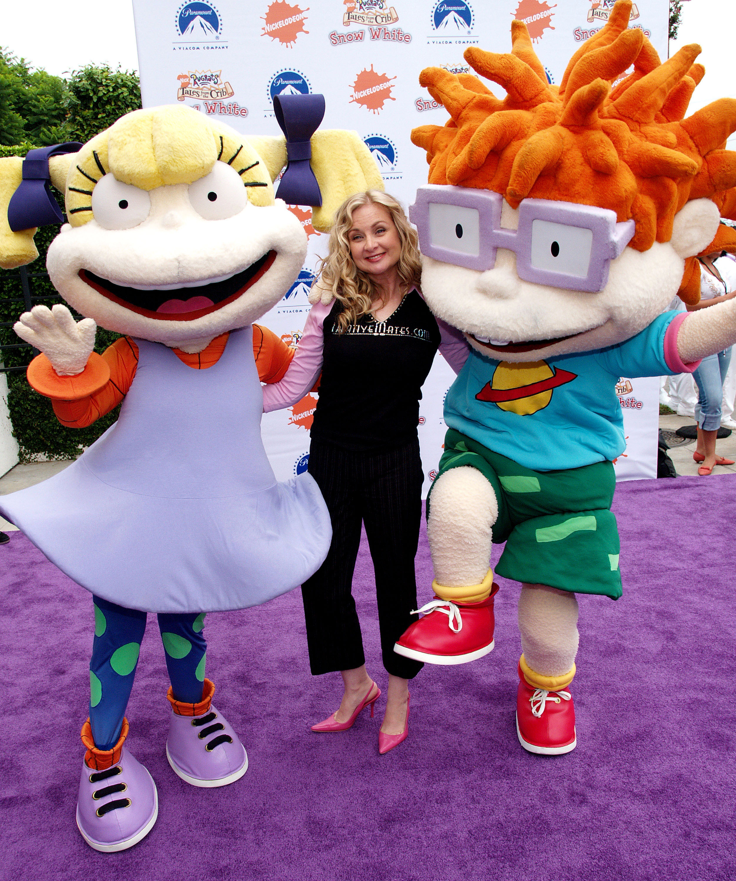 Nickelodeon Presents Fairypalooza Premiere 2005