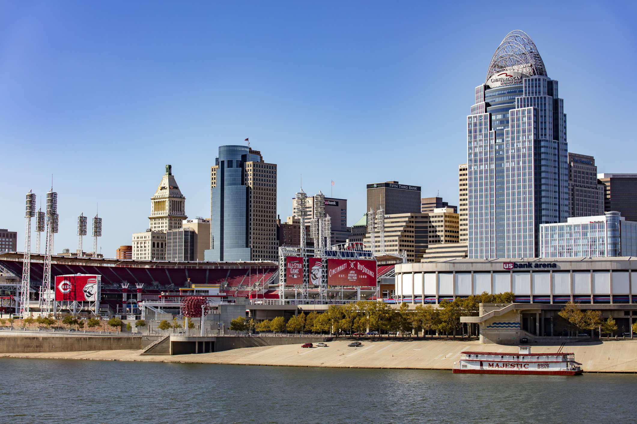 Cincinnati - Looking back