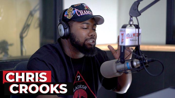 Wiz Freestyle Friday DJ J. Dough with Chris Crooks